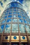 Moscow-Stad för affärsmitt 2000 torn Ryssland Moscow Royaltyfria Foton