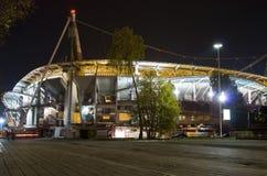 Moscow, stadium Stock Photo