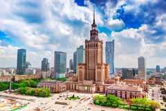 Moscow state university Royalty Free Stock Photos