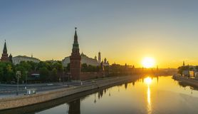 Moscow Russia Royalty Free Stock Image