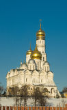 Moscow. Temple Royalty Free Stock Image