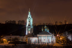 MOSCOW TEMPLES Royalty Free Stock Images