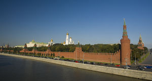 Moscow today Stock Image