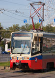Moscow tram Stock Photography