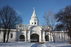 Moscow. Tsar'sens säteri Izmailovo. Royaltyfri Bild