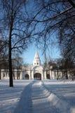 Moscow. Tsar'sens säteri Izmailovo. Royaltyfria Bilder