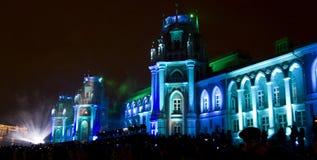 Moscow, Tsaritsino palace Royalty Free Stock Images