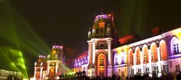 Moscow, Tsaritsino palace Stock Images
