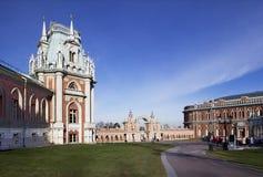 Moscow. Tsaritsyno Royalty Free Stock Image