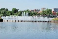Moscow.Tsaritsyno park Royalty Free Stock Images