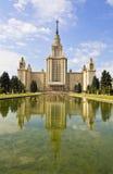 Moscow universitetar Fotografering för Bildbyråer