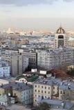 Moscow urban scene Stock Image