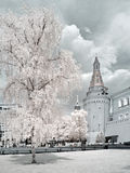 Moscow. Urban view Royalty Free Stock Photography
