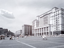 Moscow. Urban view Royalty Free Stock Images