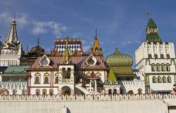 Moscow, vernisage Izmaylovo Royalty Free Stock Photography