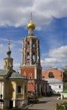 Moscow, Visoko-Petrovsky monastery Royalty Free Stock Image