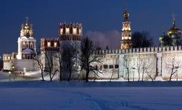 moscow zima obrazy royalty free
