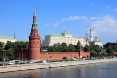 Moscowen Kremlin Royaltyfri Foto