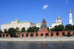 Moscowen Kremlin Royaltyfria Bilder
