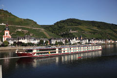 Mosel river in Germany Stock Image