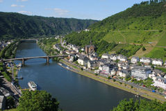 Mosel Royalty Free Stock Images