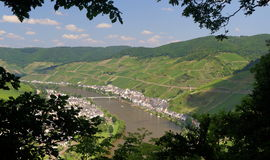 Mosel River Stock Image