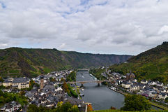 Mosel view Royalty Free Stock Photo