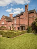 Moseley Oud Hall Elizabethan House, Wolverhampton, het UK royalty-vrije stock fotografie