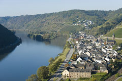 Moselle (germany) Stock Photography