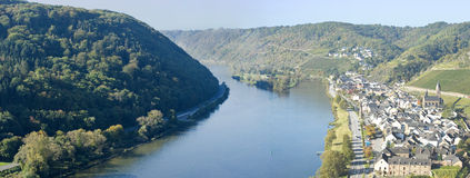 Moselle (germany Royalty Free Stock Photo
