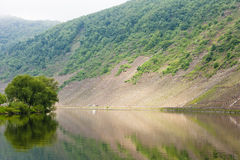 Moselle Valley Royalty Free Stock Images