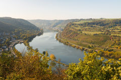 Moselle Valley (Moseltal) Stock Photos
