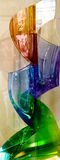 Moser glassworks in Karlovy Vary Royalty Free Stock Photography