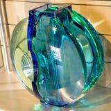 Moser glassworks w Karlovy Zmieniają obraz royalty free