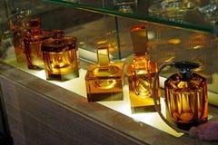 Moserglassworks in Karlovy variëren royalty-vrije stock fotografie