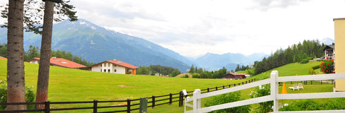 Mosern, Austria Stock Photography