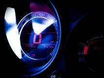 Mosern car dashboard Royalty Free Stock Photography
