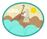 Moses Clip Art Stock Photos