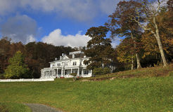 Moses Cone Manor House Royalty Free Stock Images
