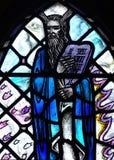 Moses e os 10 mandamentos Fotografia de Stock Royalty Free
