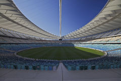Moses Mabhida Soccer Studium in Durban Stock Photos