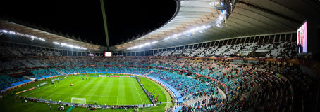 Moses Mabhida Stadium Stock Photography