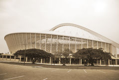 Moses Mabhida stadium Stock Image