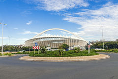 Moses Mabhida Stadium In Durban South Africa Stock Photography