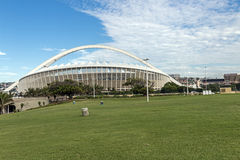 Moses Mabhida Stadium In Durban South Africa Royalty Free Stock Images
