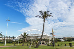 Moses Mabhida Stadium In Durban South Africa Royalty Free Stock Photography