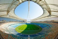 Moses Mabhida Stadium, Durban, South Africa stock photos