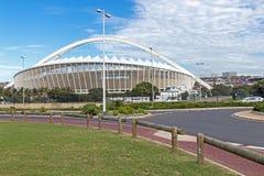 Moses Mabhida Stadium a Durban Sudafrica Immagini Stock