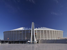 Moses Mabhida Stadium, Soccer World Cup Royalty Free Stock Image