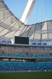 Moses Mabhida Stadium, Soccer World Cup Royalty Free Stock Images